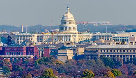 U.S. Capitol Building - Washington, D.C.